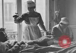 Image of injured soldier France, 1918, second 28 stock footage video 65675042388