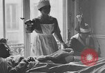 Image of injured soldier France, 1918, second 29 stock footage video 65675042388