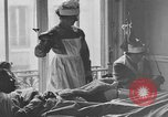 Image of injured soldier France, 1918, second 31 stock footage video 65675042388