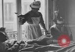 Image of injured soldier France, 1918, second 33 stock footage video 65675042388