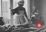 Image of injured soldier France, 1918, second 35 stock footage video 65675042388