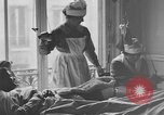 Image of injured soldier France, 1918, second 36 stock footage video 65675042388