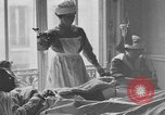Image of injured soldier France, 1918, second 37 stock footage video 65675042388
