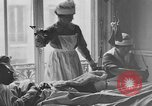 Image of injured soldier France, 1918, second 40 stock footage video 65675042388