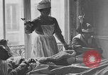 Image of injured soldier France, 1918, second 41 stock footage video 65675042388
