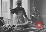 Image of injured soldier France, 1918, second 42 stock footage video 65675042388