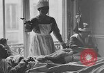Image of injured soldier France, 1918, second 43 stock footage video 65675042388