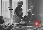 Image of injured soldier France, 1918, second 47 stock footage video 65675042388