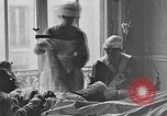 Image of injured soldier France, 1918, second 48 stock footage video 65675042388