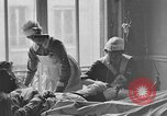 Image of injured soldier France, 1918, second 49 stock footage video 65675042388