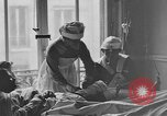Image of injured soldier France, 1918, second 50 stock footage video 65675042388