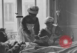 Image of injured soldier France, 1918, second 53 stock footage video 65675042388
