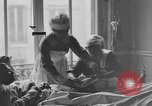 Image of injured soldier France, 1918, second 54 stock footage video 65675042388