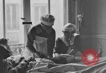 Image of injured soldier France, 1918, second 57 stock footage video 65675042388