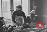 Image of injured soldier France, 1918, second 58 stock footage video 65675042388
