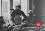 Image of injured soldier France, 1918, second 59 stock footage video 65675042388