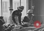 Image of injured soldier France, 1918, second 60 stock footage video 65675042388