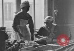 Image of injured soldier France, 1918, second 61 stock footage video 65675042388