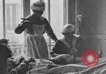 Image of injured soldier France, 1918, second 62 stock footage video 65675042388