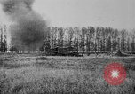 Image of American ammunition dump explodes in World War 1 France, 1918, second 49 stock footage video 65675042394