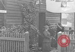 Image of Red Cross building France, 1918, second 16 stock footage video 65675042398