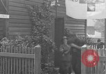 Image of Red Cross building France, 1918, second 18 stock footage video 65675042398