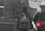 Image of Red Cross building France, 1918, second 21 stock footage video 65675042398