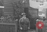 Image of Red Cross building France, 1918, second 22 stock footage video 65675042398