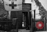 Image of Red Cross building France, 1918, second 24 stock footage video 65675042398