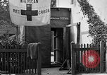 Image of Red Cross building France, 1918, second 25 stock footage video 65675042398