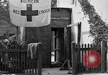 Image of Red Cross building France, 1918, second 26 stock footage video 65675042398