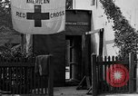 Image of Red Cross building France, 1918, second 27 stock footage video 65675042398