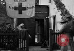 Image of Red Cross building France, 1918, second 30 stock footage video 65675042398