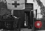 Image of Red Cross building France, 1918, second 34 stock footage video 65675042398