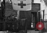 Image of Red Cross building France, 1918, second 35 stock footage video 65675042398