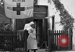 Image of Red Cross building France, 1918, second 42 stock footage video 65675042398