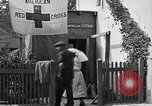 Image of Red Cross building France, 1918, second 49 stock footage video 65675042398