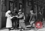 Image of Red Cross building France, 1918, second 59 stock footage video 65675042398