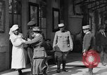 Image of Red Cross building France, 1918, second 60 stock footage video 65675042398