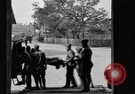 Image of Injured allied soldiers on litters World War I France, 1918, second 14 stock footage video 65675042399