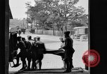 Image of Injured allied soldiers on litters World War I France, 1918, second 16 stock footage video 65675042399