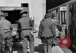 Image of Injured allied soldiers on litters World War I France, 1918, second 40 stock footage video 65675042399
