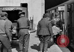 Image of Injured allied soldiers on litters World War I France, 1918, second 41 stock footage video 65675042399