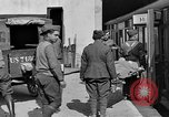 Image of Injured allied soldiers on litters World War I France, 1918, second 42 stock footage video 65675042399
