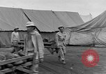 Image of Injured allied soldiers on litters World War I France, 1918, second 49 stock footage video 65675042399