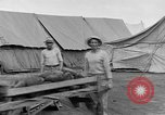 Image of Injured allied soldiers on litters World War I France, 1918, second 53 stock footage video 65675042399