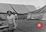 Image of Injured allied soldiers on litters World War I France, 1918, second 54 stock footage video 65675042399