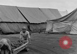 Image of Injured allied soldiers on litters World War I France, 1918, second 55 stock footage video 65675042399