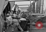 Image of Injured allied soldiers on litters World War I France, 1918, second 59 stock footage video 65675042399