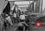 Image of Injured allied soldiers on litters World War I France, 1918, second 60 stock footage video 65675042399
